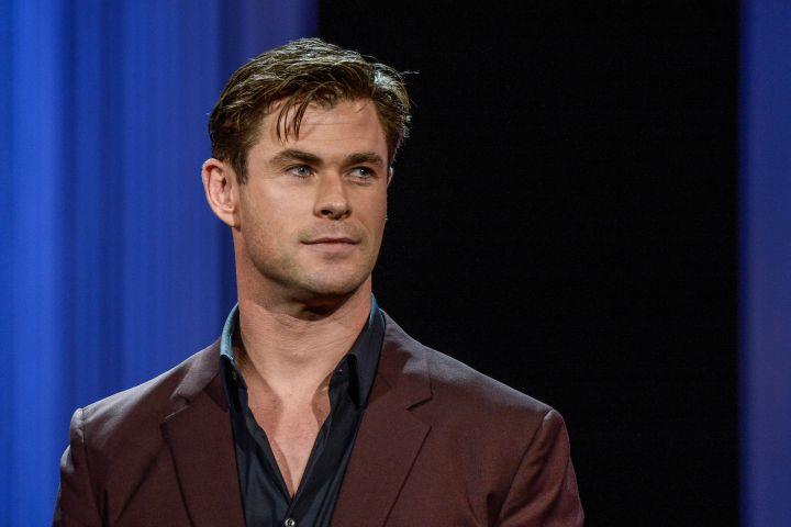 Chris Hemsworth - Getty Images
