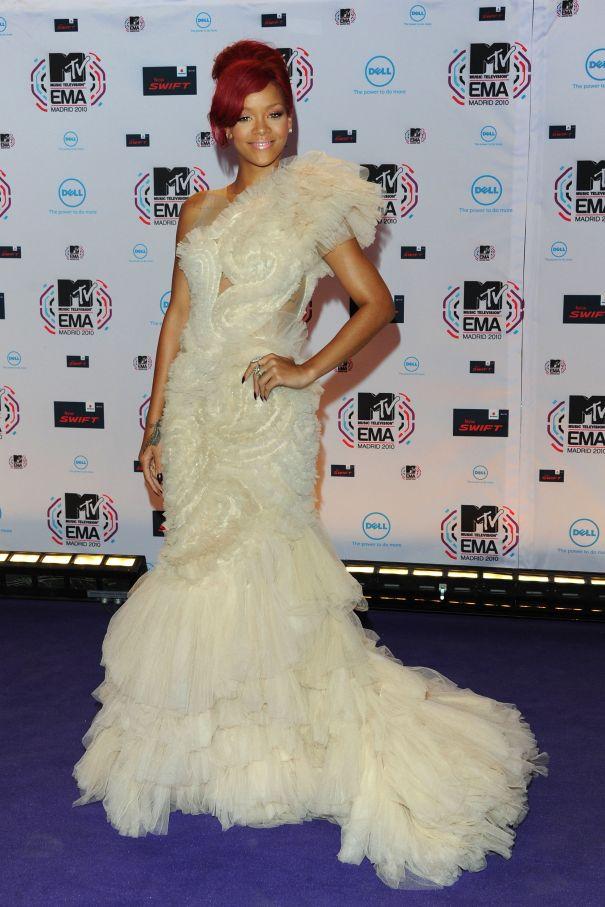 2010: MTV Europe Music Awards