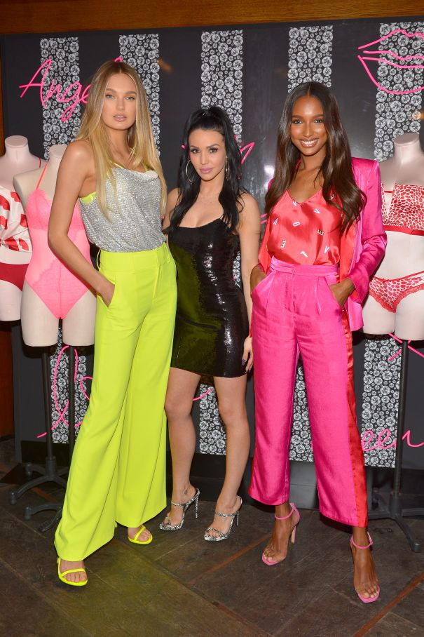 Victoria's Secret Angels On The Perfect Valentine's Day Gifts