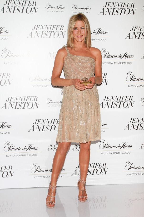 2011: 'Jennifer Aniston' Fragrance Mexico Launch