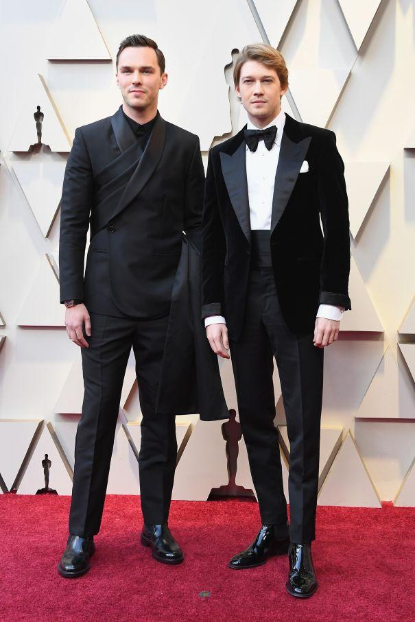 Nicholas Hoult + Joe Alwyn
