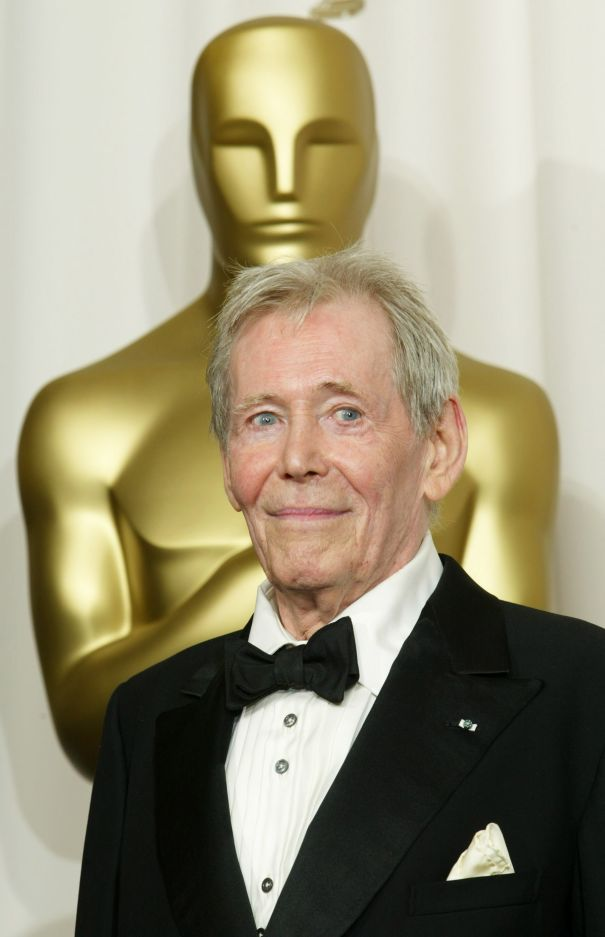 Peter O'Toole – 8 Nominations