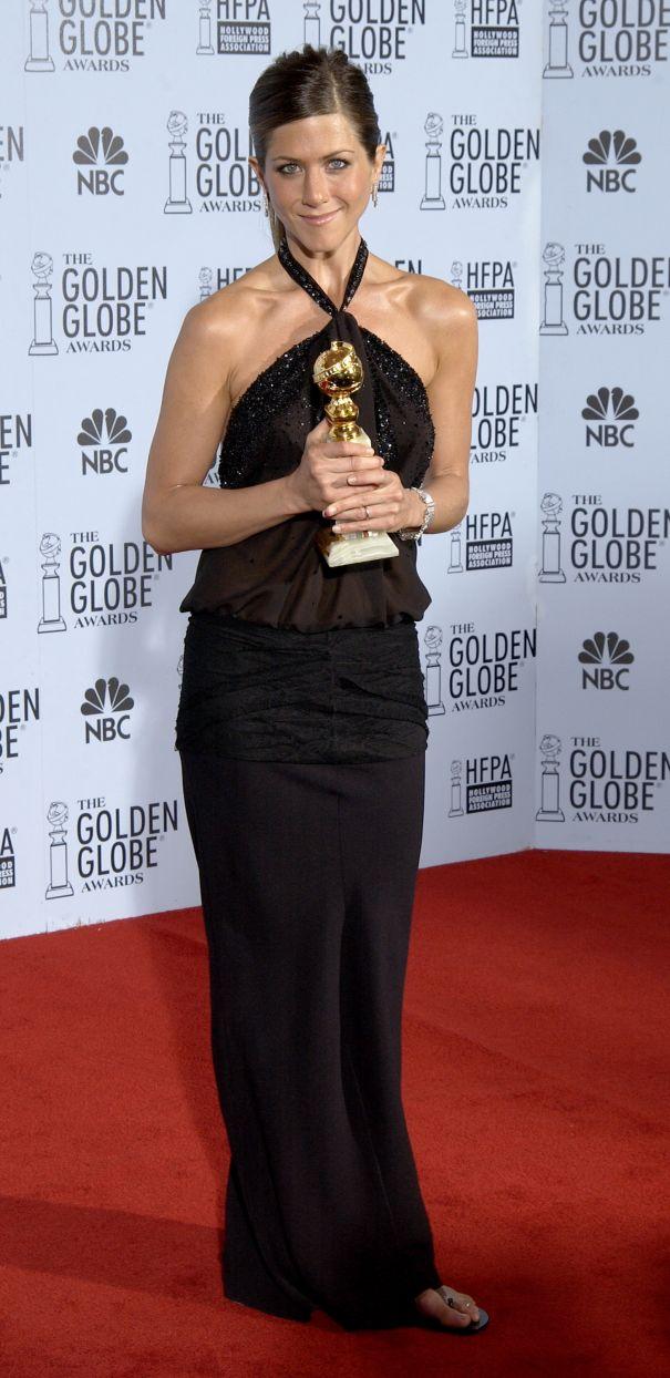 2003: 60th Annual Golden Globe Awards