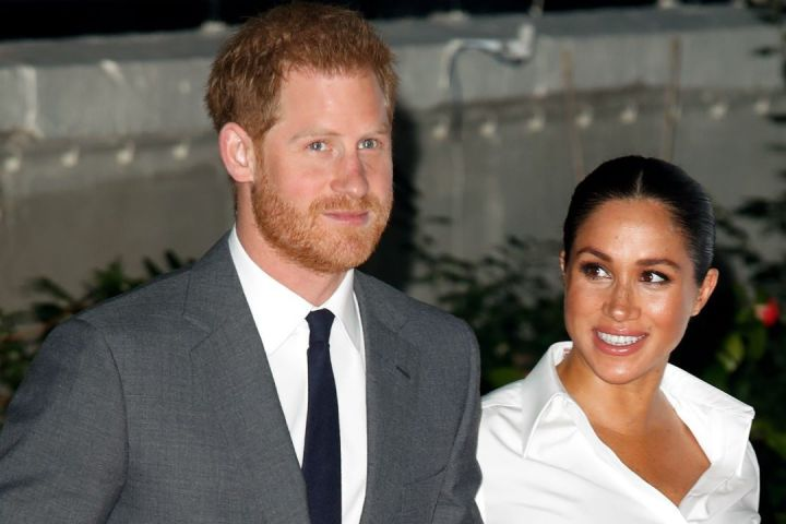Meghan Markle To Visit Morocco At Seven Months Pregnant ...