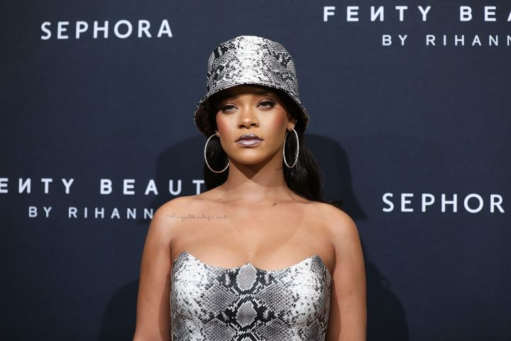 Photo by Caroline McCredie/Getty Images for Fenty Beauty by Rihanna