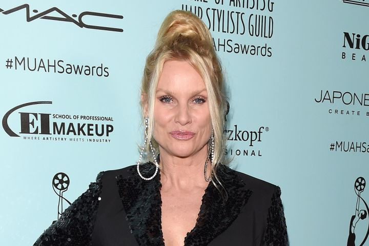 Mandatory Credit: Photo by Broadimage/REX/Shutterstock (10109020u) Nicollette Sheridan Make-Up Artists and Hair Stylists Guild Awards, Los Angeles, USA - 16 Feb 2019