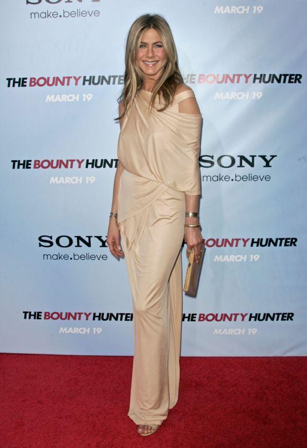 2010: 'The Bounty Hunter' New York Premiere