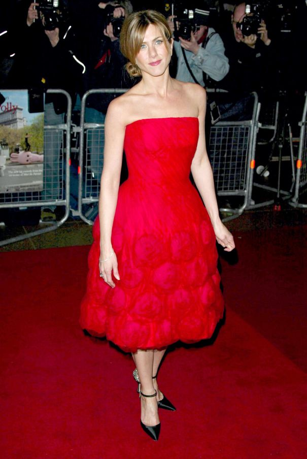 2004: 'Along Came Polly' London Premiere