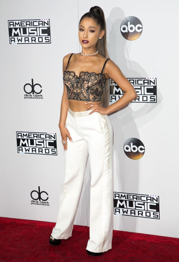 2016: American Music Awards