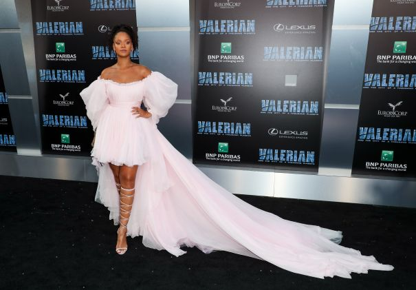2017: 'Valerian And The City Of A Thousand Planets' Premiere