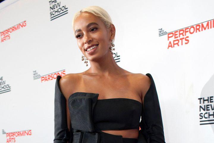 Solange Knowles - Lexie Moreland/WWD/REX/Shutterstock