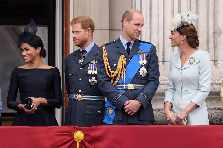 Royal family - David Fisher/REX/Shutterstock