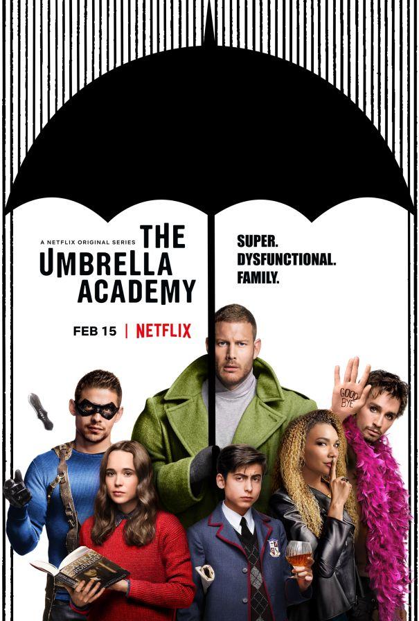 'Umbrella Academy' - series premiere