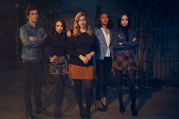 'Pretty Little Liars: The Perfectionists' - series premiere