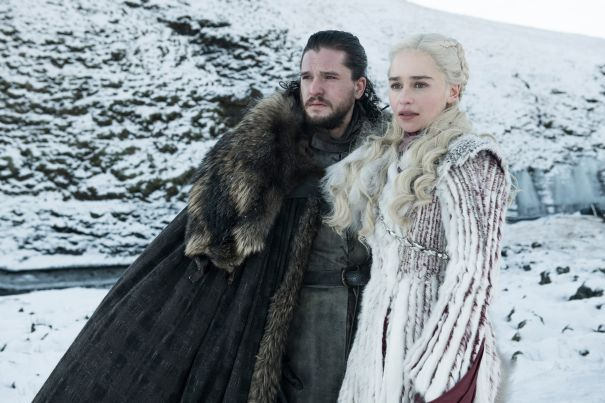 'Game of Thrones' - season premiere