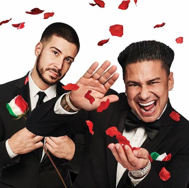 'A Shot At Love with DJ Pauly D & Vinny' - series premiere