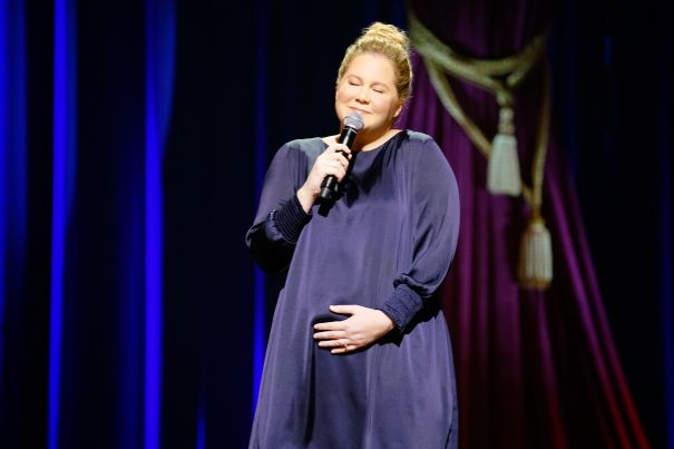'Amy Schumer Growing'