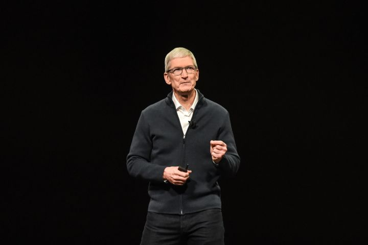 Tim Cook - Getty Images
