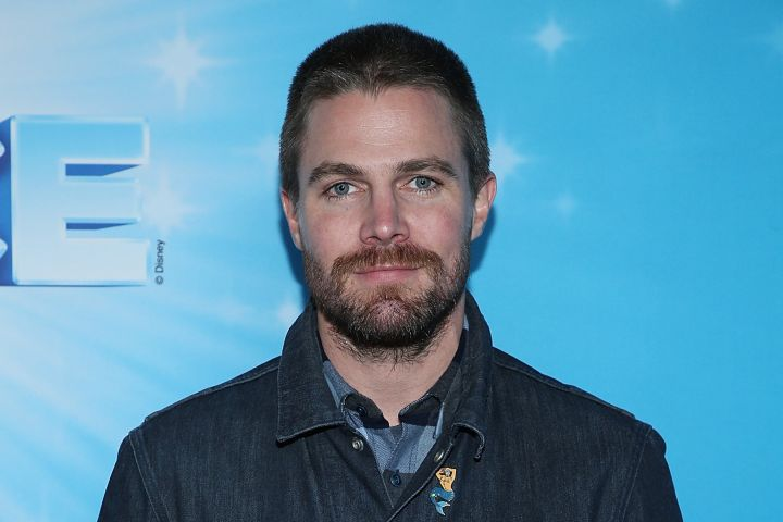 Stephen Amell - Getty Images