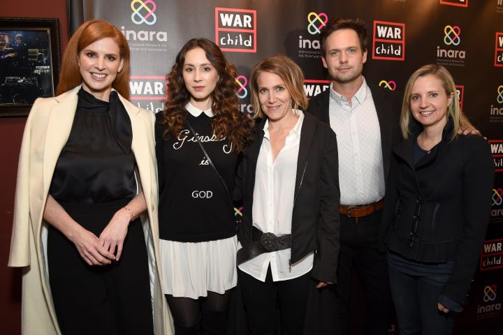 Michael Kovac/Getty Images for Comedy Benefit in Support War Child USA and INARA