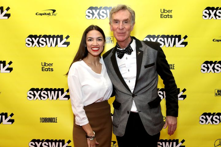 Samantha Burkardt/Getty Images for SXSW