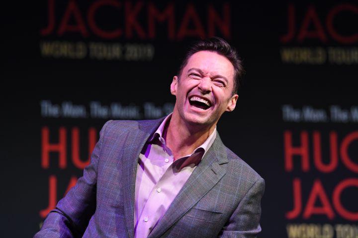Hugh Jackman - James D. Morgan/Getty Images