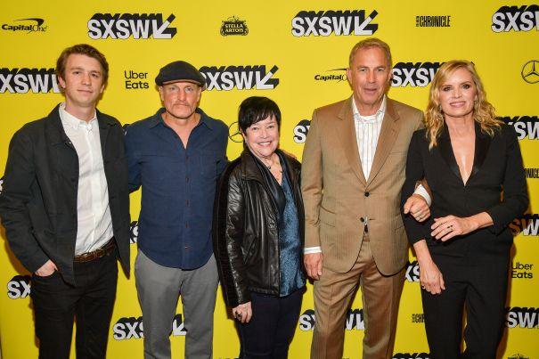 The Cast Of 'The Highwaymen'