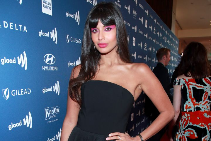 Jameela Jamil. Photo: Rich Fury/Getty Images for GLAAD