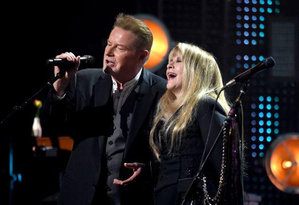 Don Henley Joins Stevie Nicks