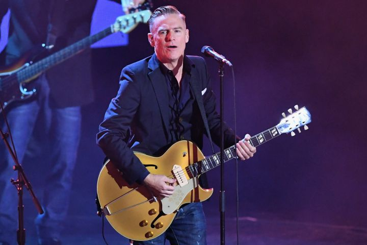 Bryan Adams performs on day 8 of the 'Invictus Games' on Sept. 30, 2017 in Toronto.