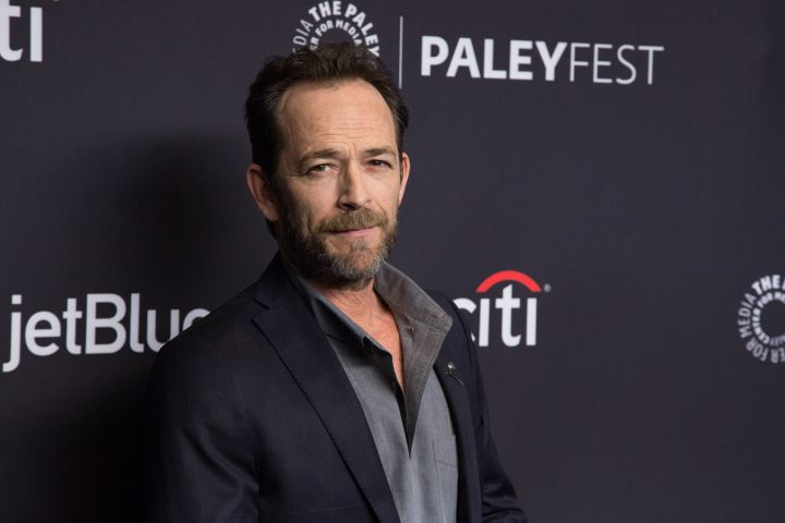 Luke Perry - Getty Images