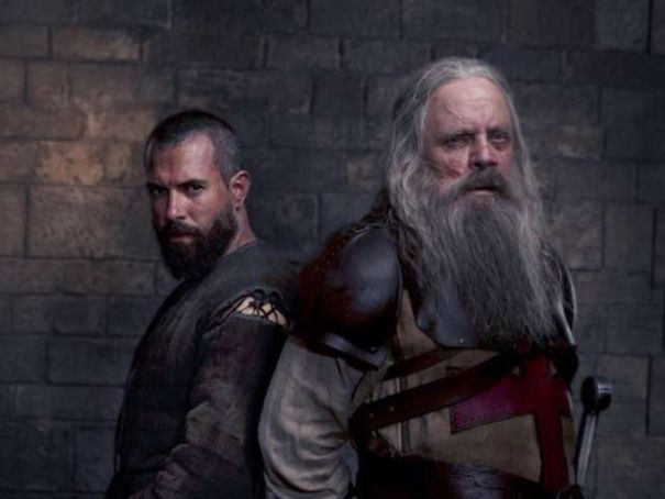 'Knightfall' - season premiere