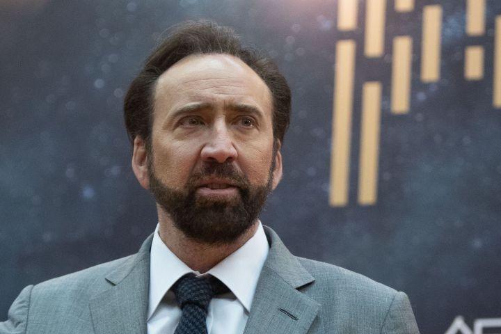 Nicolas Cage -Imaginechina/REX/Shutterstock 8