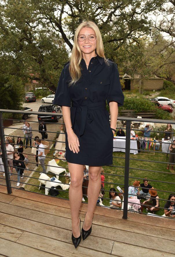 Gwyneth Paltrow Steps Out