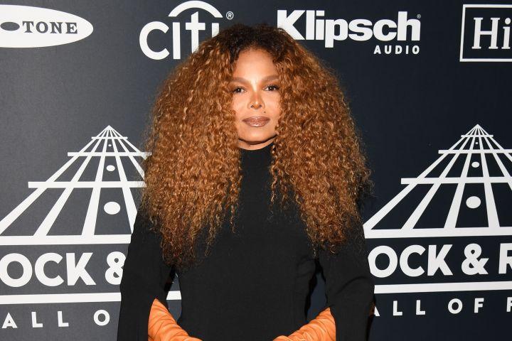 Janet Jackson - Andrew H. Walker/REX/Shutterstock