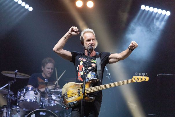 Sting's 'My Songs'
