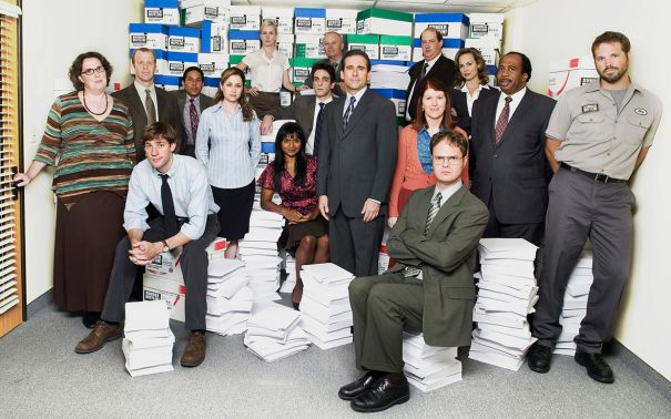 'The Office' (U.S. version)
