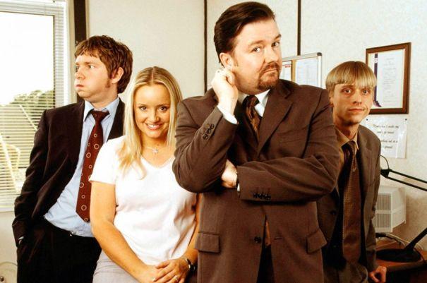 'The Office' (U.K. version)