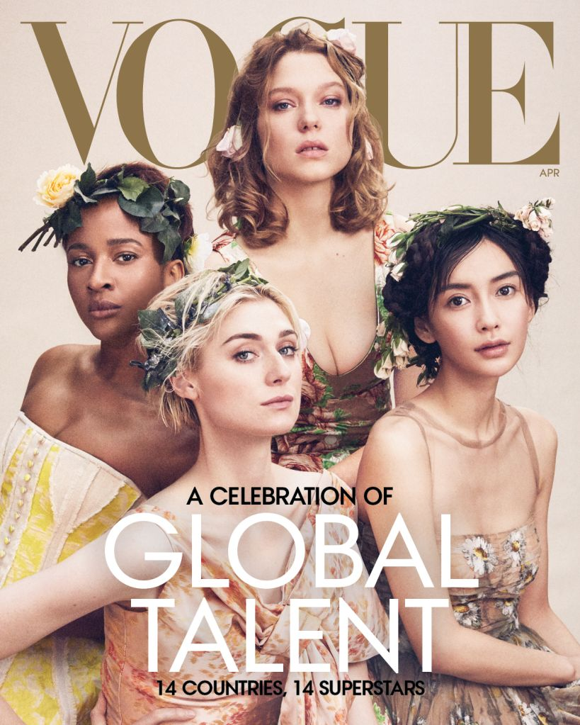 Photo: Mikael Jansson for Vogue