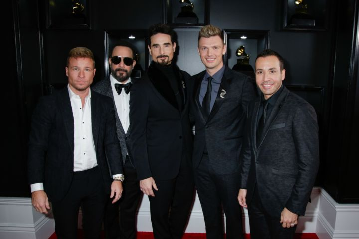 Backsstreet Boys - Francis Specker/CBS ©2019 CBS Broadcasting, Inc. All Rights Reserved