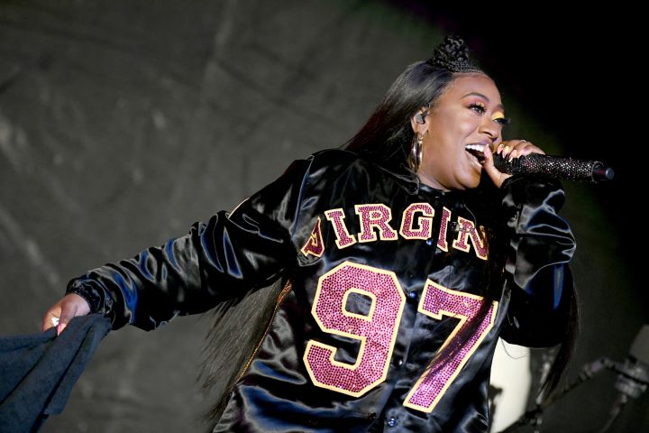 Missy Elliott (Photo by Craig Barritt/Getty Images for Something in the Water)