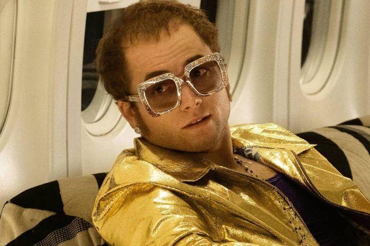 "Taron Egerton in ""Rocketman"". Photo: Paramount Pictures"