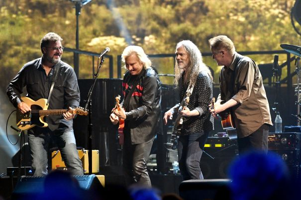 8. The Eagles