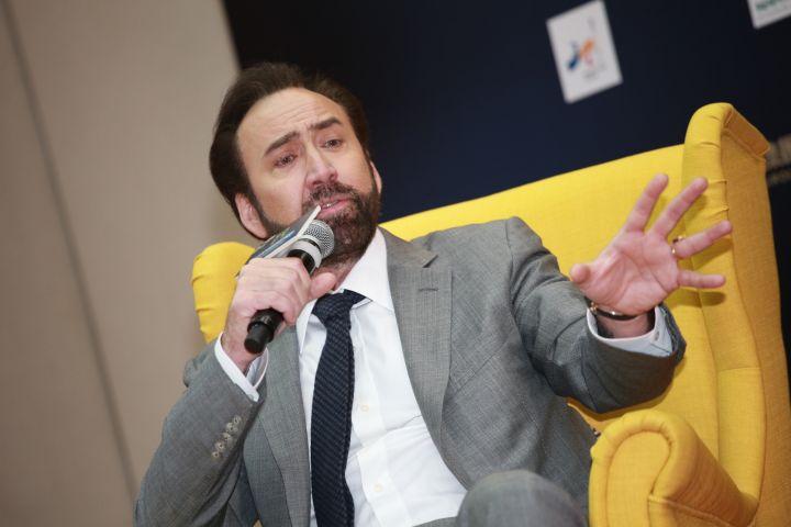 Nicolas Cage. Photo: VCG/VCG via Getty Images