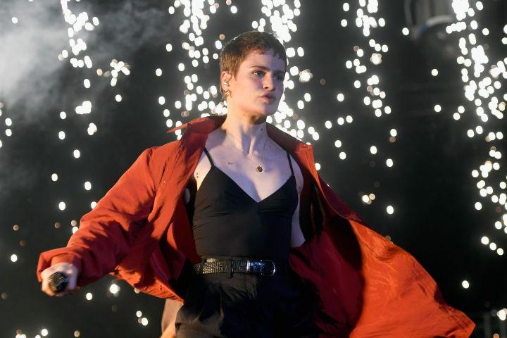 Christine and the Queens - Getty Images