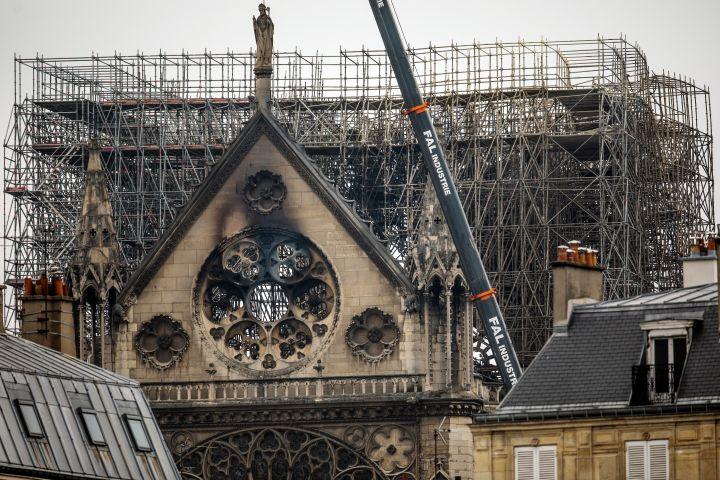 Notre Dame Cathedral - Dan Kitwood/Getty Images