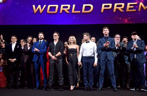 'Avengers: Endgame' World Premiere Madness