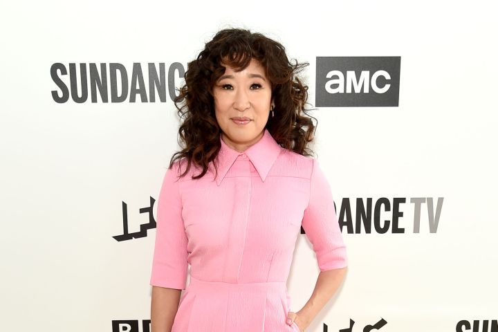 Sandra Oh. Photo: Getty Images