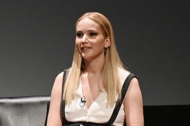 Jennifer Lawrence - Nicholas Hunt/Getty Images for Tribeca Film Festival