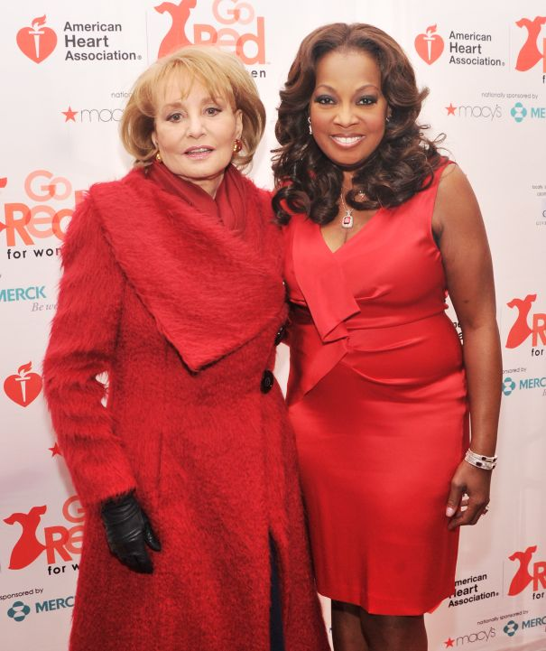Barbara Walters vs. Star Jones